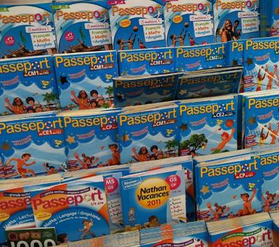 cahier de vacances passeport