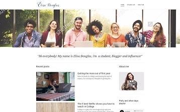 My Student Blog